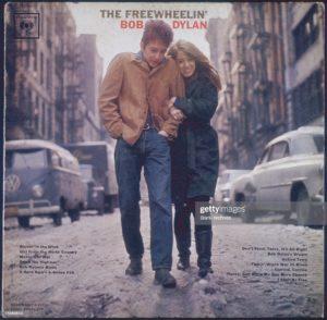 Bob Dylan – The Freewheelin' Bob Dylan (1963)