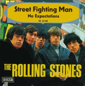 The Rolling Stones – Street Fighting Man (No Expectation) (1968)