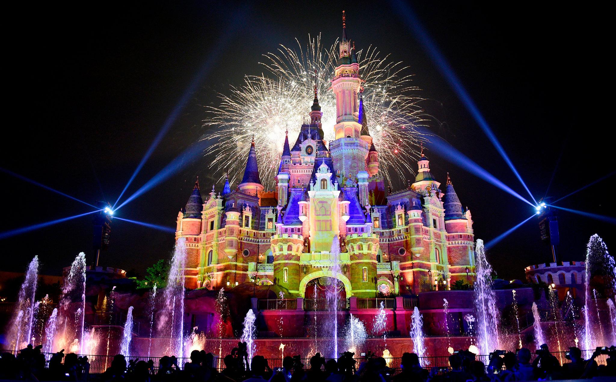 Shanghai Disneyland Resort, China