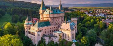Top Castles You Must Visit