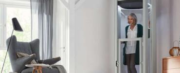 Cost of home lift elevators