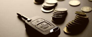 Car Keys w Money